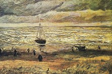 Polícia recupera pinturas roubadas de Van Gogh