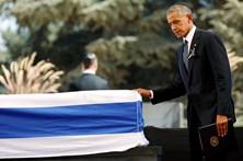 """Barack Obama fala de """"trabalho inacabado pela paz"""""""