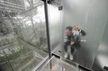 Inaugurada a primeira casa de banho pública transparente