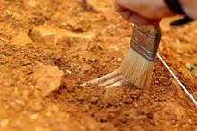 Sepulturas e ossadas descobertas em São Pedro de Sintra