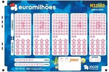 Conheça os números do Euromilhões e do M1lhão