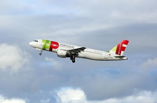 Ponte aérea da TAP transportou 2 mil passageiros por dia