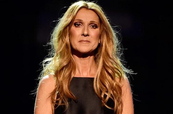 Celine Dion dá 'show' em programa de TV