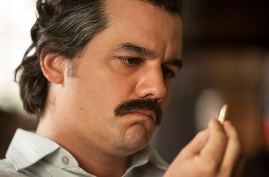 """Filho de Pablo Escobar """"insultado"""" na série 'Narcos'"""