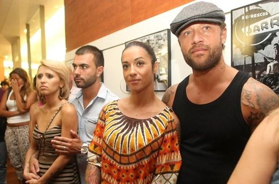 Ex-marido de Ana Malhoa sofre pela filha