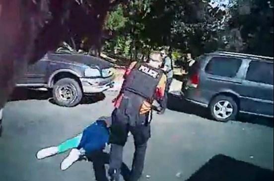 Polícia divulga vídeo da morte de negro em Charlotte