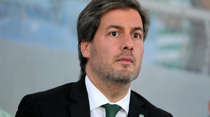 Bruno de Carvalho diz que Benfica não pediu as buscas