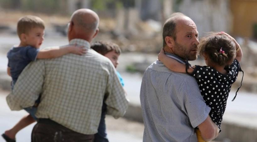 Pelo menos 100 mil menores encurralados no leste de Alepo