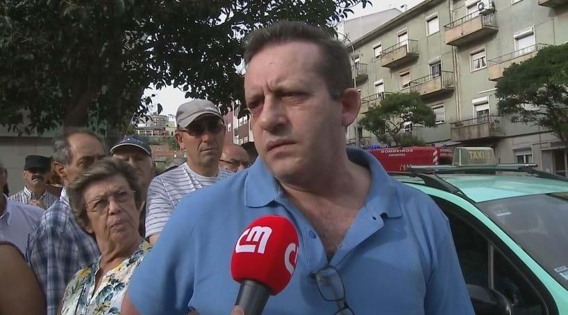 Um morto e sete feridos em incêndio num prédio da Amadora