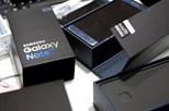 Galaxy Note 7 devolvidos em caixas anti-fogo