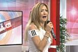"""Maria Leal defende-se: """"Eu não canto mal"""""""