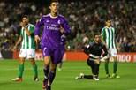 Ronaldo goza com antigo colega de equipa
