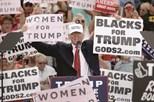 """Donald Trump alega """"fraude nas urnas"""""""