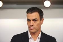 Pedro Sánchez demite-se de secretário-geral do PSOE