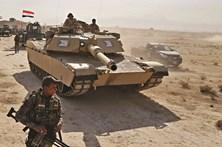 Pelo menos 285 'jihadistas' mortos desde início da ofensiva