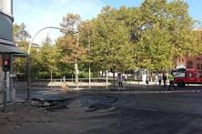 Trânsito restabelecido nas avenidas da República e João XXI