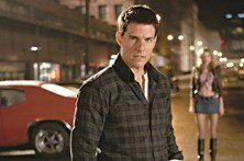 Tom Cruise regressa à ação com 'Reacher'