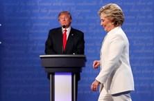 Principais destaques do debate entre Hillary e Trump