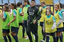 Seleção feminina procura presença histórica no Euro