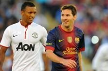 """Nani diz que Messi """"é um jogador especial"""""""