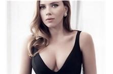 Scarlett Johansson vai vender pipocas