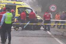 Despiste de carro mata militar em Alcochete
