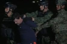 """""""El Chapo"""" declarou-se inocente perante o juiz"""