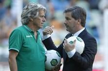 Bruno e Jesus sob vigilância da UEFA