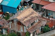 Sismo no Japão faz quase três mil desalojados