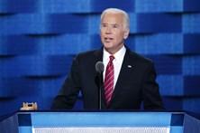 Joe Biden gostava de dar uma sova a Donald Trump