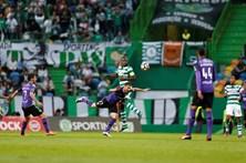 As melhores imagens do Sporting-Tondela