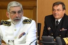 Almirante ainda é investigado pela Marinha
