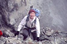 Morreu Junko Tabei, a primeira mulher a escalar o Evereste