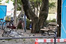 Explosão em parque japonês faz um morto