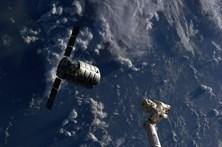 Cápsula com 2,5 toneladas de alimentos chegou à Estação Espacial Internacional