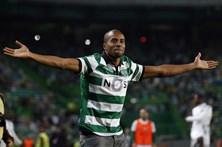 Nelson Évora sai do Benfica para o Sporting a falar de amor