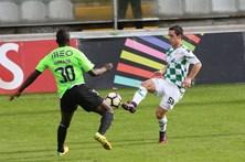 Moreirense e Rio Ave protagonizam quinto empate 1-1 na ronda