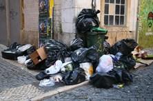 Lixo vai acumular-se em Lisboa