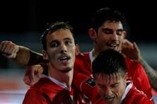 As melhores imagens do Belenenses-Benfica