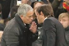 Chelsea humilha José Mourinho