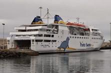 Mau tempo cancela ligação marítima entre Funchal e Porto Santo