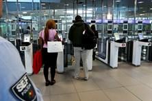 SEF detém dois homens no aeroporto de Lisboa