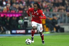 Renato Sanches eleito 'Golden Boy'