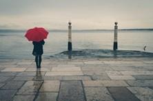 Mau tempo deixa Lisboa sob 'Aviso Laranja'