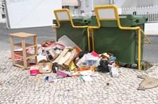 Lisboa sem recolha de lixo