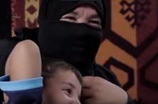 Raptado pelo Daesh para matar a própria mãe