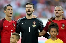 Três portugueses entre os nomeados para a Bola de Ouro