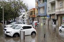 Faro sob 'Aviso Laranja' devido à chuva