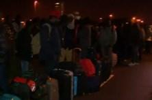 'Selva' de Calais começou a ser evacuada