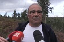 Avô de Martim mostra local onde bebé foi encontrado